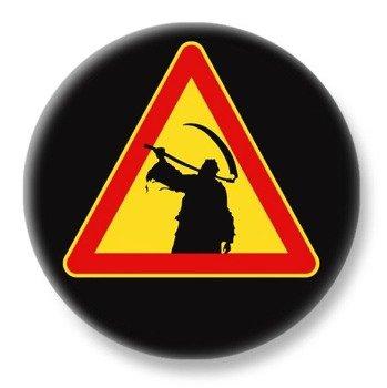 duży kapsel CHILDREN OF BODOM - REAPER SIGN