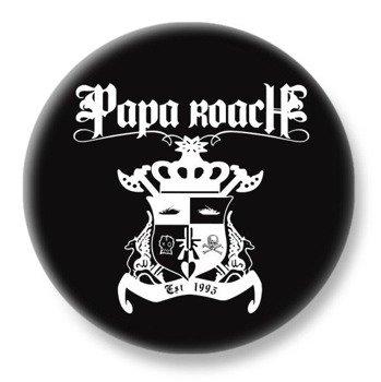 duży kapsel PAPA ROACH - EST 1993