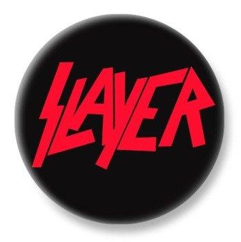 duży kapsel SLAYER - RED LOGO
