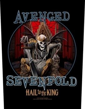 ekran AVENGED SEVENFOLD - HAIL TO THE KING