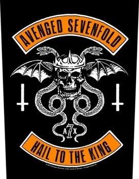 ekran AVENGED SEVENFOLD - HAIL TO THE KING