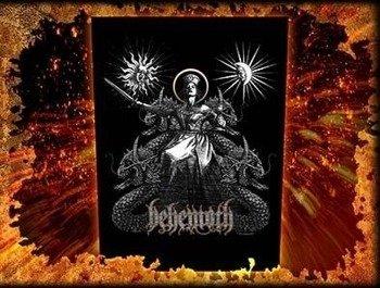 ekran BEHEMOTH - EVANGELION