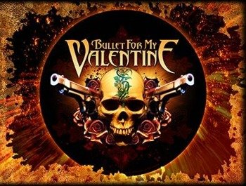 ekran BULLET FOR MY VALENTINE - TWO PISTOLS