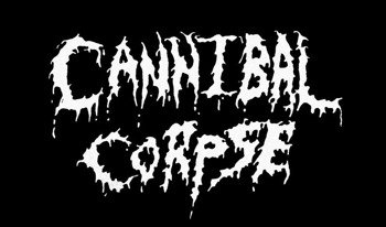ekran CANNIBAL CORPSE - OLD LOGO