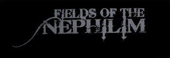 ekran FIELDS OF THE NEPHILIM - GREY LOGO