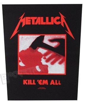 ekran METALLICA - KILL 'EM ALL