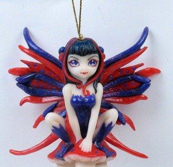 figurka JASMINE BECKET - POLKADOT MUSHROOM FAIRY
