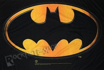flaga BATMAN - LOGO