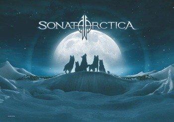 flaga SONATA ARCTICA - ICED