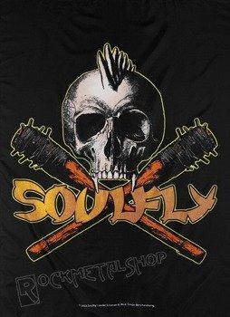 flaga SOULFLY - SKULL