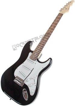 gitara elektryczna VISION STRAT ST-5-B BLACK