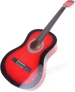 gitara klasyczna CRAFTMAN REDBURST M5831/RED