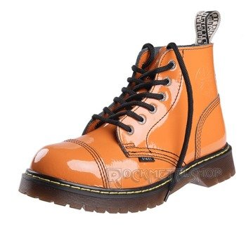 glany STEEL - FULL ORANGE LACK (6 dziurek) 127/ALICE/D44
