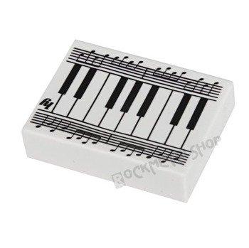 gumka do ścierania RAVEN - PIANO