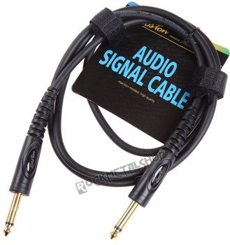 kabel instrumentalny BOSTON 1,5m jack duży prosty/prosty