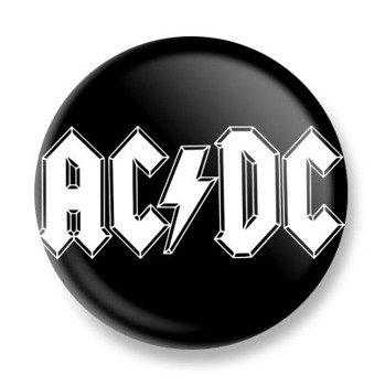 kapsel AC/DC - LOGO