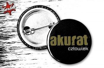 kapsel AKURAT - CZŁOWIEK