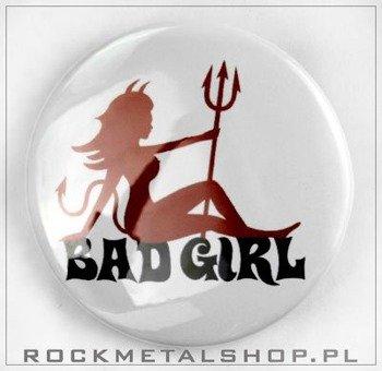 kapsel BAD GIRL  średni