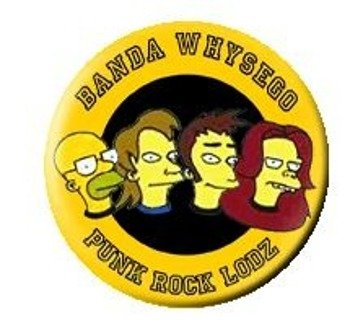 kapsel BANDA SIMPSONS