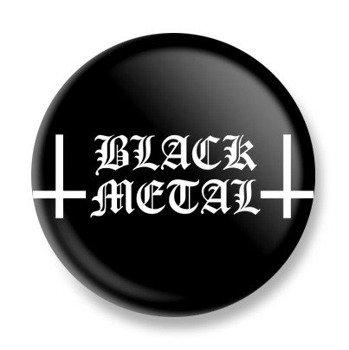 kapsel BLACK METAL