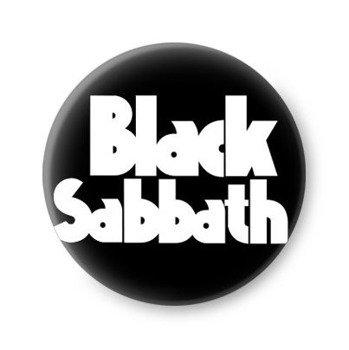 kapsel BLACK SABBATH - LOGO