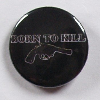 kapsel BORN TO KILL