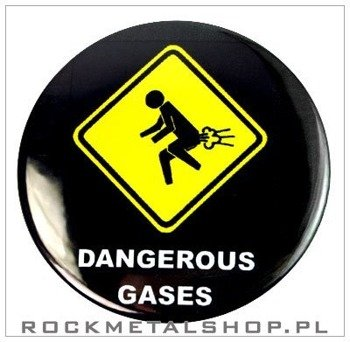 kapsel DANGEROUS GASES średni