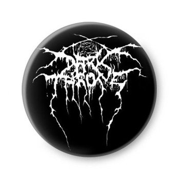 kapsel DARKTHRONE - LOGO