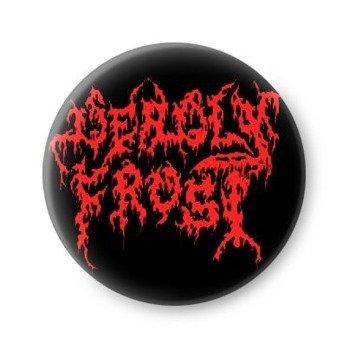 kapsel DEADLY FROST - LOGO