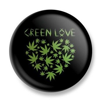 kapsel GREEN LOVE Ø25mm