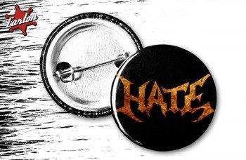 kapsel HATE - LOGO