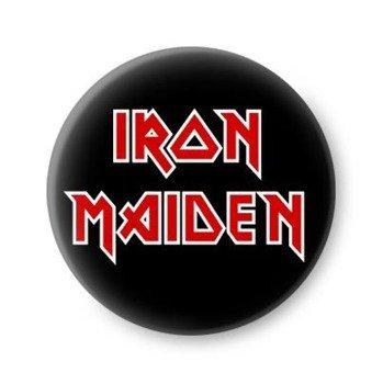 kapsel IRON MAIDEN - LOGO 2