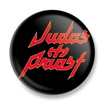 kapsel JUDAS PRIEST - LOGO BIG