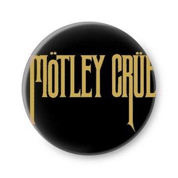 kapsel MOTLEY CRUE - LOGO