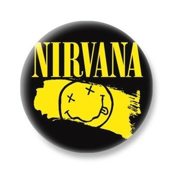 kapsel NIRVANA - PAINTED SMILEY