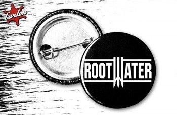kapsel ROOTWATER - LOGO białe
