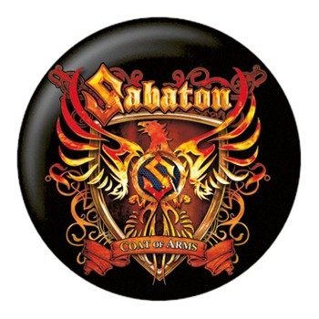 kapsel SABATON - COAT OF ARMS