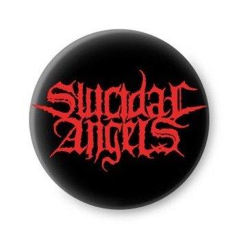 kapsel SUICIDAL ANGELS - LOGO