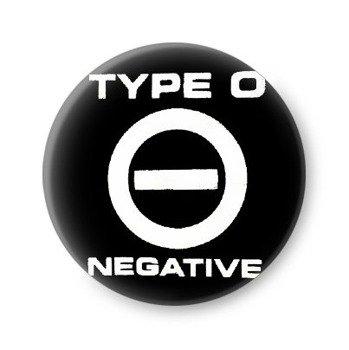 kapsel TYPE O NEGATIVE - LOGO