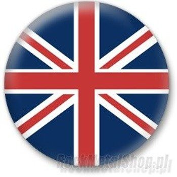 kapsel U.K. FLAG średni