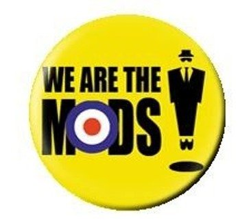 kapsel WE ARE THE MODS