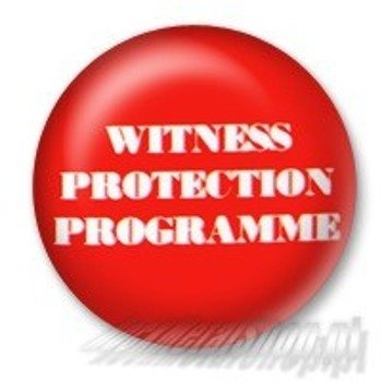 kapsel WITNESS PROTECTION PROGRAMME