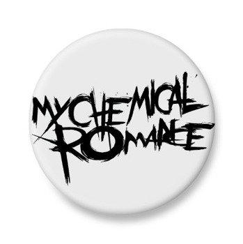 kapsel biały MY CHEMICAL ROMANCE - LOGO