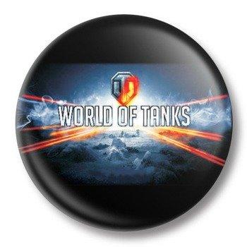 kapsel średni WORLD OF TANKS Ø38mm