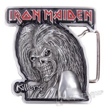 klamra do pasa IRON MAIDEN - KILLERS