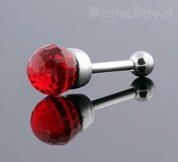 kolczyk piercing do ucha UPPER EAR [TIP-149-6]