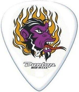 kostka gitarowa DUNLOP - BLACKLINE SERIES / FLAME APE (BL01)