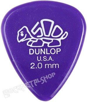 kostka gitarowa DUNLOP DELRIN 500 STANDARD 2.0mm (41R2.0)