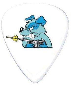 kostka gitarowa DUNLOP - FRANK KOZIK - ANGER MANAGEMENT ISSUES (BL26R)