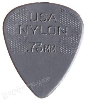kostka gitarowa DUNLOP - NYLON STANDARD 0,73mm